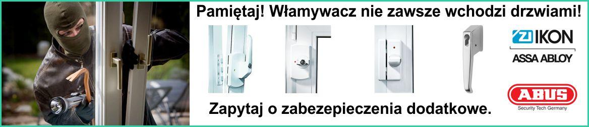 Białe włamania Gdańsk