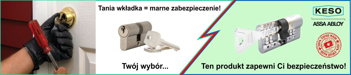 Jak otworzyć zamek innym kluczem?
